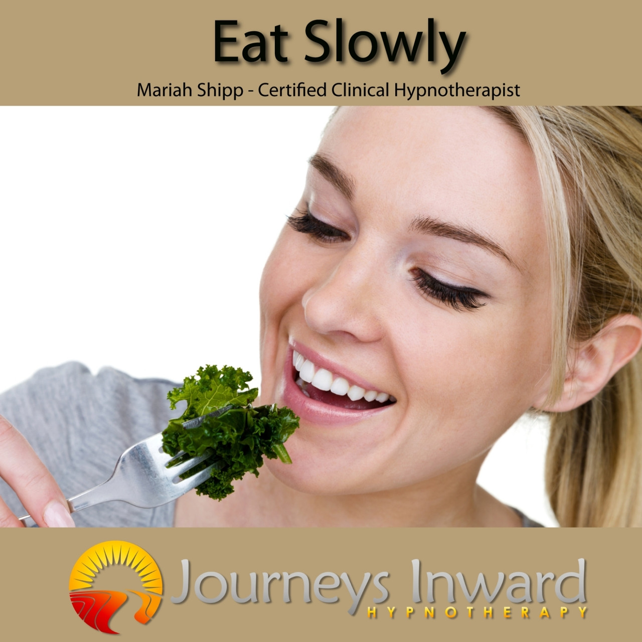 Eat Slowly - Self Help Hypnosis Download