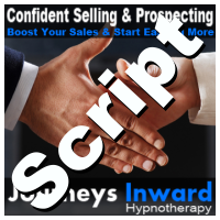 Hypnosis Script - Confident selling