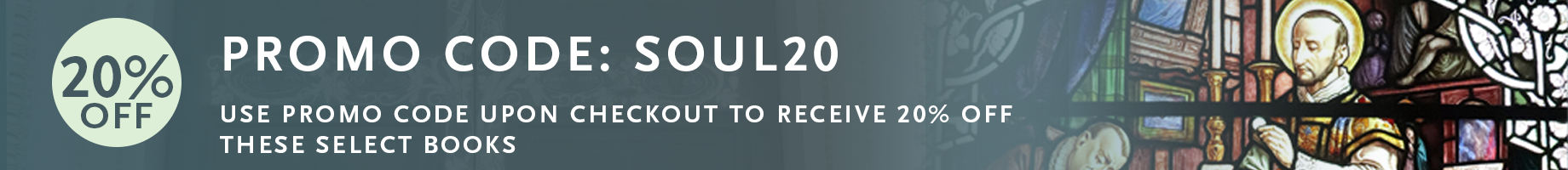 Care of the Soul Promotion - Use Promo Code SOUL20 to get 20% off these select books