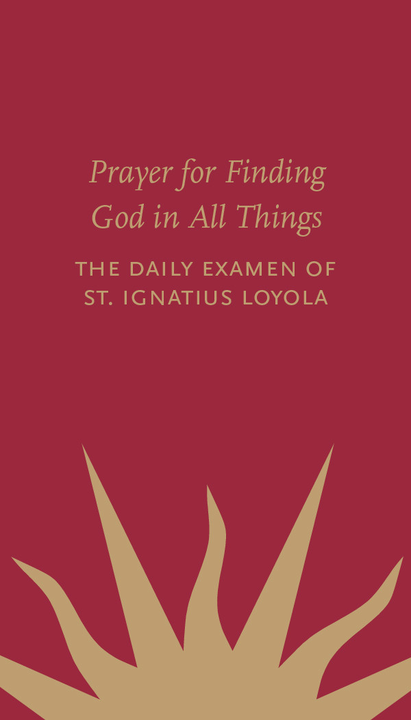 Prayer for Finding God in All Things