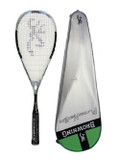 Browning Platinum Nano 100 Chrome Squash Racket