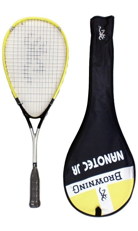 Browning NanoTec Junior Squash Racket