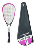 Browning Nanopower 25 PINK Junior Squash Racket RRP £40