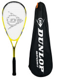 Dunlop Nanomax Lite Squash Racket + Carry Case