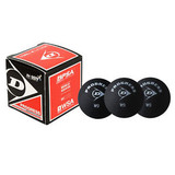 3 x Dunlop Progress Squash Ball