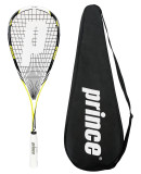 Prince Pro Rebel 950 Yellow/Black Squash Racket + Cover
