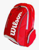 Wilson Advantage II Tennis Backpack - Red