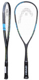 Head Innegra Ignition Squash Racket + Cover
