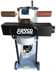SDC-300  Seyco Sanding/Dust Collection Center