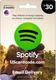 $30 Spotify premium card on USCardCode 400x600