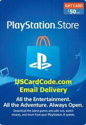PSN Gift Card Online