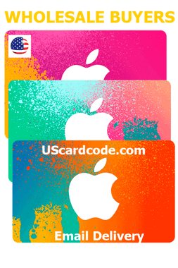 Wholesale iTunes Gift Cards