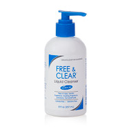 Free & Clear Liquid Cleanser 8 oz.