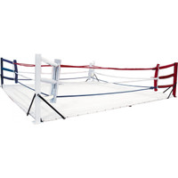 Deluxe Floor Boxing Ring