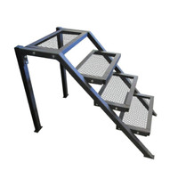 Pro Fight Steel Ring Stairs