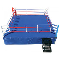 Boxing Competition Dual Level Ring