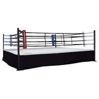 Professional Boxing Ring 14' X 14'
