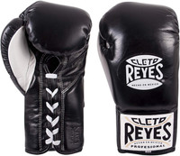 Cleto Reyes Pro Fight Gloves Black