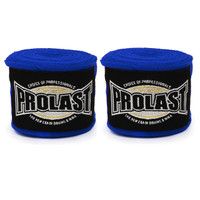 "PROLAST PRO SELECT 180"" SEMI ELASTIC BLUE COLOR STRETCHY HAND WRAPS"