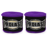 "PROLAST SELECT 180"" SEMI ELASTIC PURPLE COLOR STRETCHY HAND WRAPS"