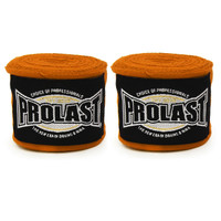 "PROLAST SELECT 180"" SEMI ELASTIC ORANGE COLOR STRETCHY HAND WRAPS"