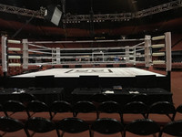 Professional Boxing Ring Made in USA