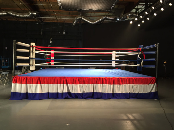 PROGEAR Professional Boxing Ring
