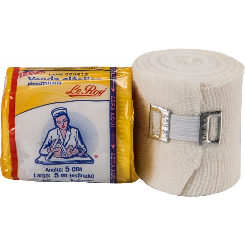 LE ROY Authentic Mexican Boxing Hand Wraps