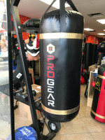PROGEAR 4FT XL 200LB EXTRA-WIDE LOAD BOXING / MMA / MUAY THAI HEAVY BAG