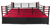 Professional Boxing Ring 20' X 20' Fight Night Approved