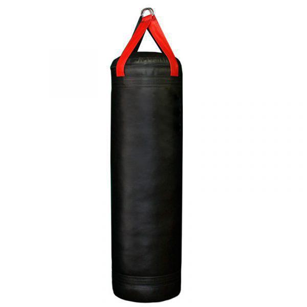 PROLAST 4FT Black/Red Heavy Punching Bag