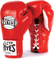 Cleto Reyes Pro Fight Gloves Red