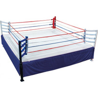 Professional Boxing Ring 22' X 22' Competition Approved