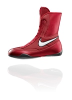 Nike Machomai Mid Top - Red Boxing Shoes