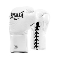 Everlast MX Professional Fight Gloves White