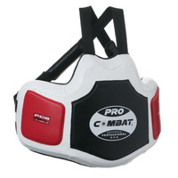 PRO COMBAT Professional Boxing MMA Coaching Body Protector