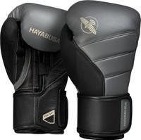Hayabusa T3 Boxing Gloves Charcoal/Black