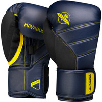 Hayabusa T3 Boxing Gloves Navy/Yellow