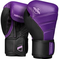 Hayabusa T3 Boxing Gloves Purple/Black