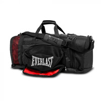 Everlast Contender Hybrid Duffel Gym Bag