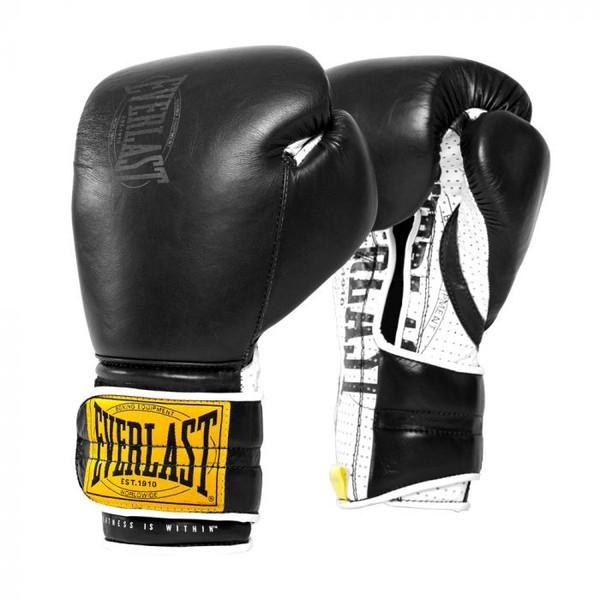 Everlast 1910 Classic Sparring Gloves Black