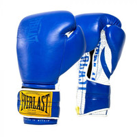 Everlast 1910 Classic Sparring Gloves Blue