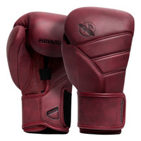 Hayabusa T3 LX Boxing Gloves Crimson Color