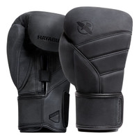Hayabusa T3 LX Boxing Gloves Obsidian Color
