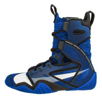 NIKE HYPERKO 2 Professional Boxing Shoes Game Royal/Black/RCR Blue