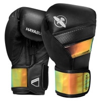 Hayabusa T3 Boxing Gloves Black/Iridescent