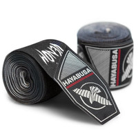 Hayabusa Marvel Hero Elite Symbiote Hand Wraps