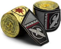 Hayabusa Marvel Hero Elite Captain Marvel Hand Wraps