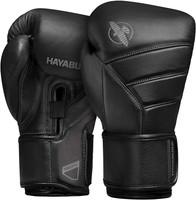 T3 Kanpeki Boxing Gloves Jet Black