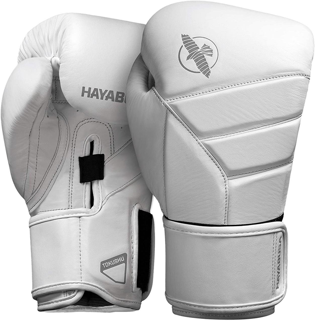 T3 Kanpeki Boxing Gloves Jet Arctic White